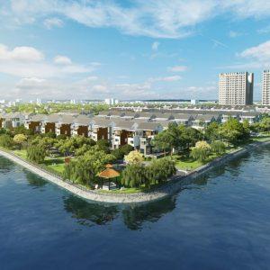 Phối cảnh Đất nền Phú Thịnh Center City