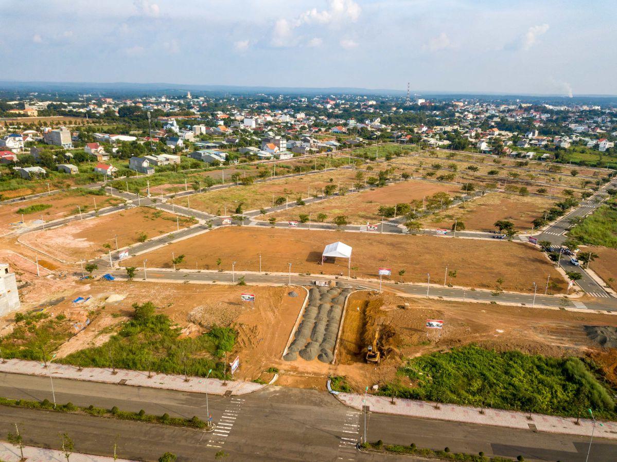 hình ảnh thực tế 2 - Dự án Phú Thịnh Center City Bình Phước